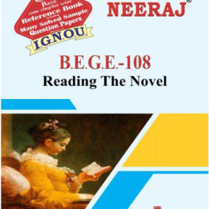 IGNOU BEGE 108 Book (Reading the novel)