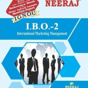 IGNOU IBO 2 Help Book with previous solved question papers