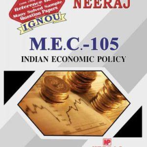 IGNOU MEC 106