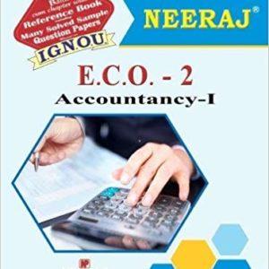 ECO 2 IGNOU Help book of B.Com