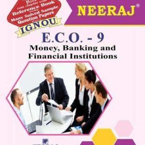 IGNOU ECO 9 Book in English Medium