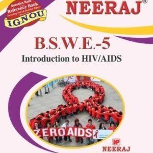IGNOU BSWE 5 Book in English