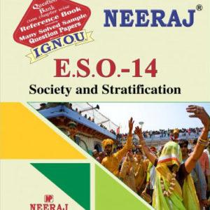 IGNOU ESO 14 Book in English Medium