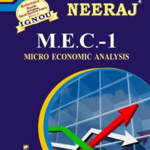 IGNOU MEC 1 Book