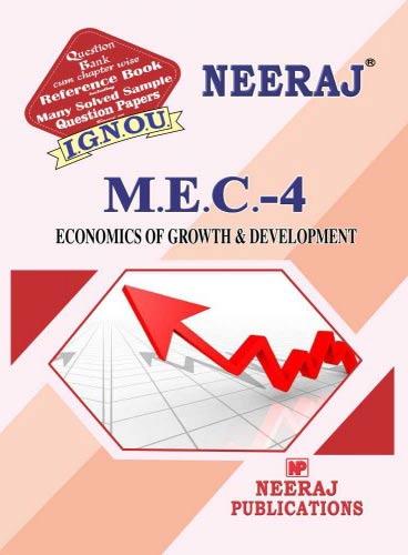 IGNOU MEC 4 Book