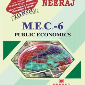 IGNOU MEC 6 Book English Medium