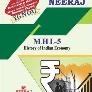 IGNOU MHI 5 Book