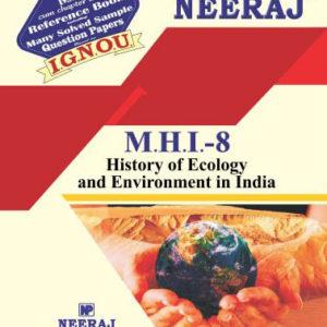 IGNOU MHI 8 Book
