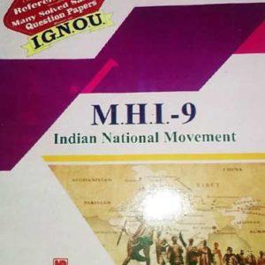 IGNOU MHI 9 Book