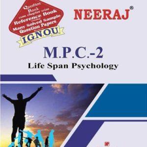 IGNOU MPC 2 Book