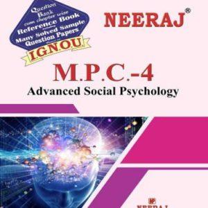 IGNOU MPC 4 Book
