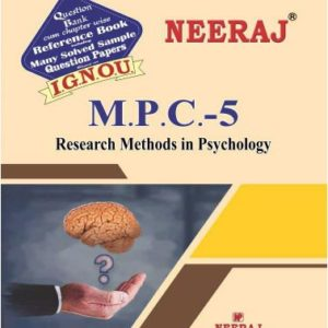 ignou mpc 5 book
